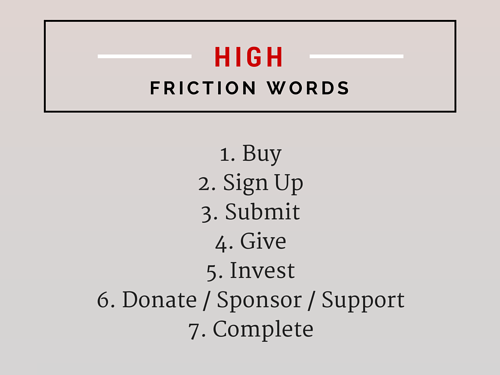 High_Friction_Words