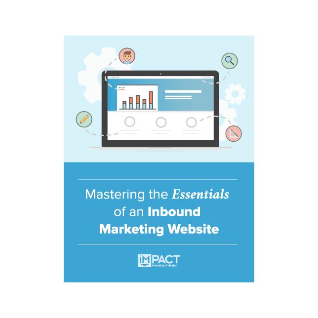 Inbound Marketing Ebook - Master the Essentials of an Inbound Marketing Website