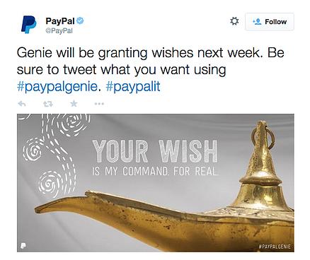 PayPal-Genie-Marketing-Campaign
