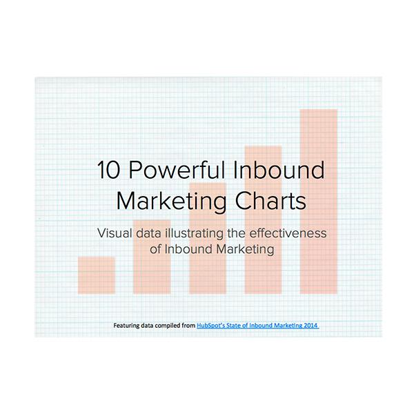 Inbound Marketing Ebook - 10 Powerful Inbound Marketing Charts