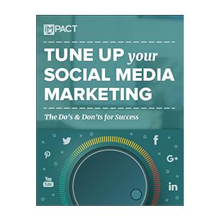 Inbound Marketing Ebook - Social Media Do's and Don'ts