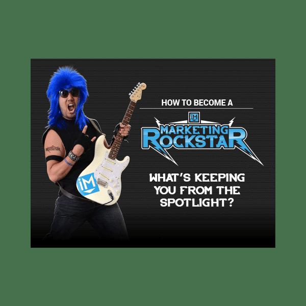 Inbound Marketing Ebook - How to Become a Marketing Rockstar