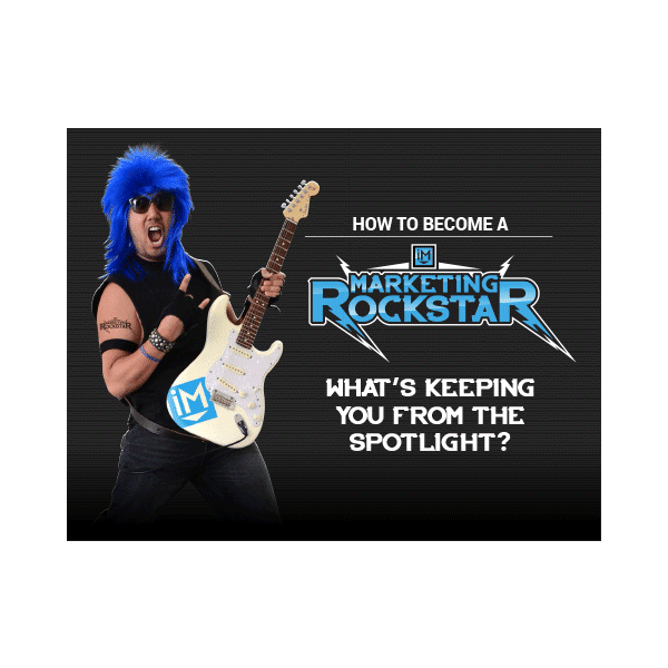 Inbound Marketing Ebook - How to Become a Marketing Rockstar