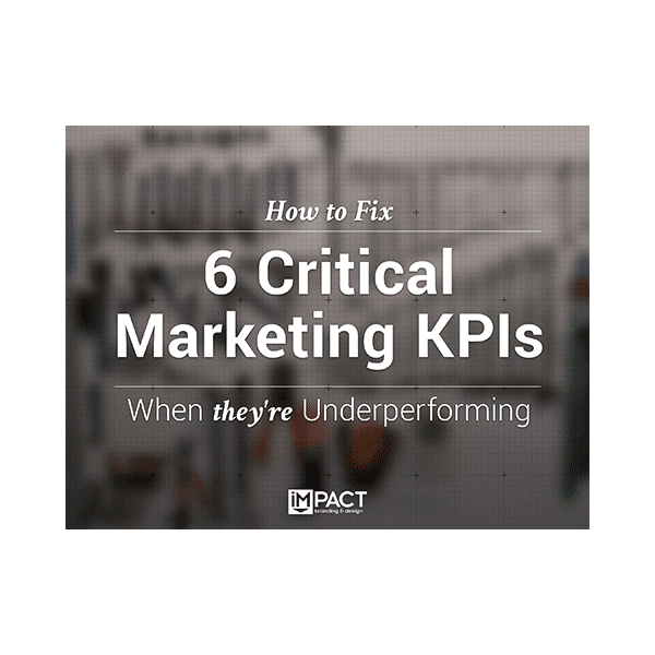 Inbound Marketing Ebook - How to Fix 6 Critical KPIs when they're Underperforming
