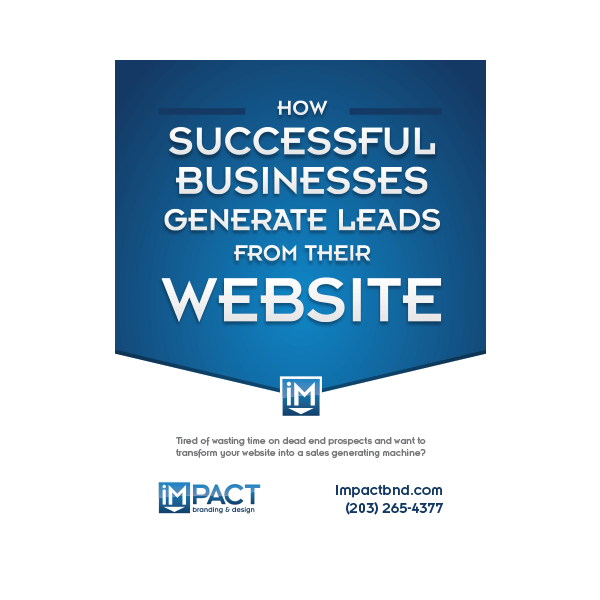 Inbound Marketing Ebook - How Successful Businesses Generate Leads from their Website