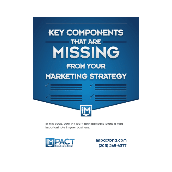 Inbound Marketing Ebook - Key Components that are Missing from your Marketing Strategy