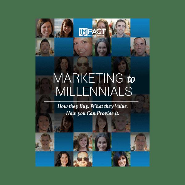 Inbound Marketing Ebook - Marketing to Millennials