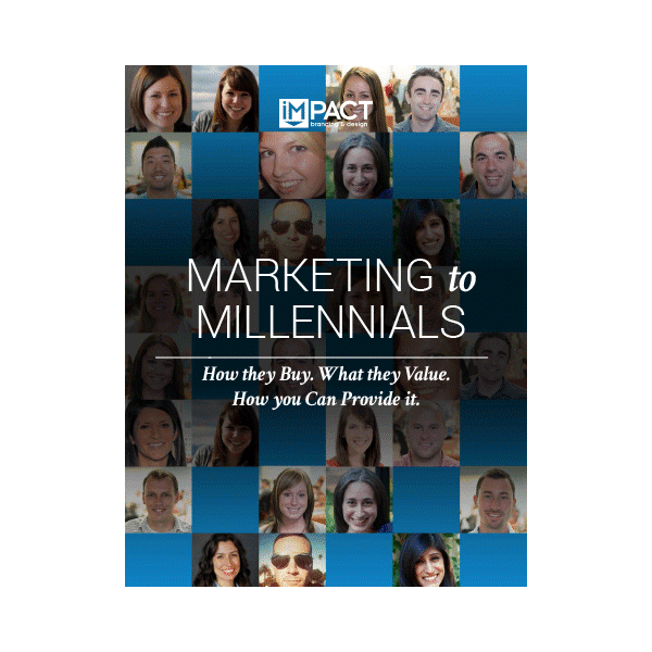 Inbound Marketing Ebook - Marketing to Millennials