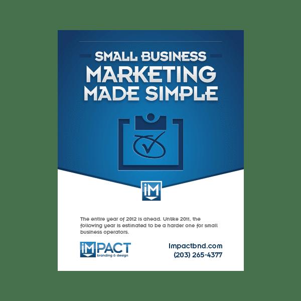 Inbound Marketing Ebook - Small Business Marketing Made Simple