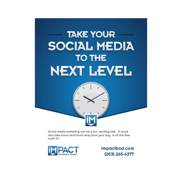 Inbound Marketing Ebook - Take your Social Media to the Next Level