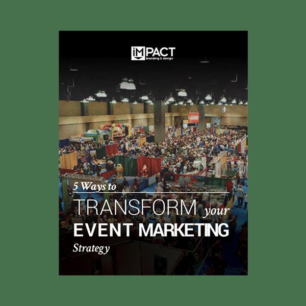 Inbound Marketing Ebook - 5 Ways to Transform Your Event Marketing