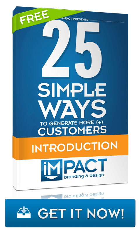 Inbound Marketing - 25 Ways to Get More Customers
