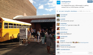 Social-Media-Warby-Parker