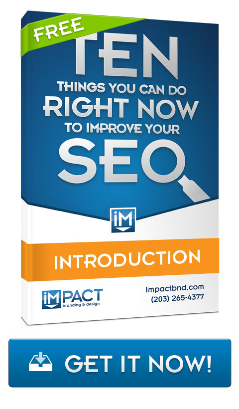Improve your SEO Now