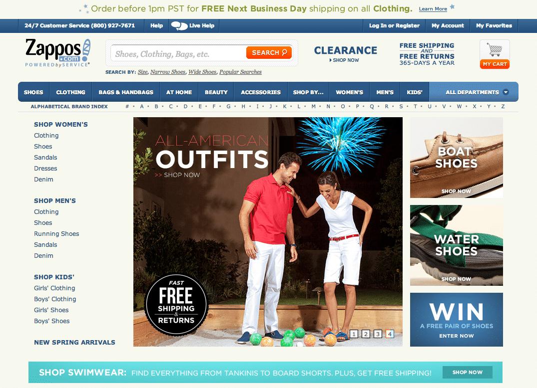 zappos com 2009 clothing customer service and company culture pdf