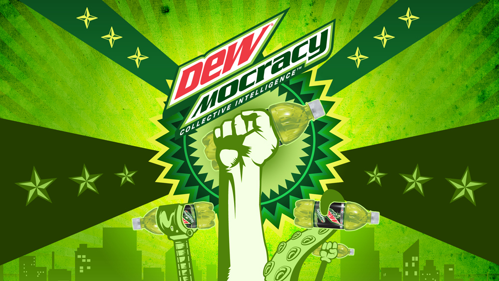 Mountain Dew Dewmocracy