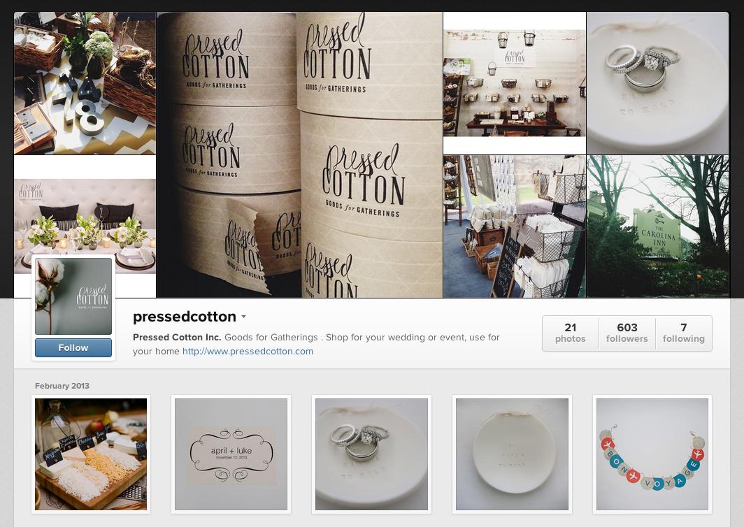 Pressed Cotton Inc.