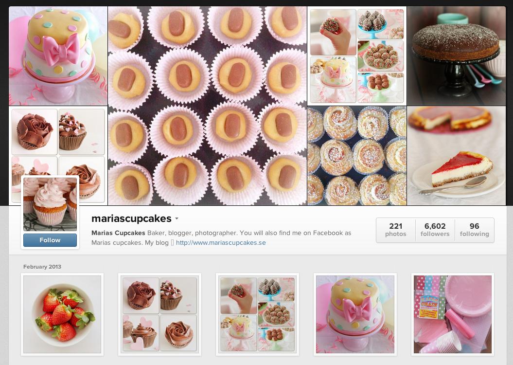 Marias Cupcakes