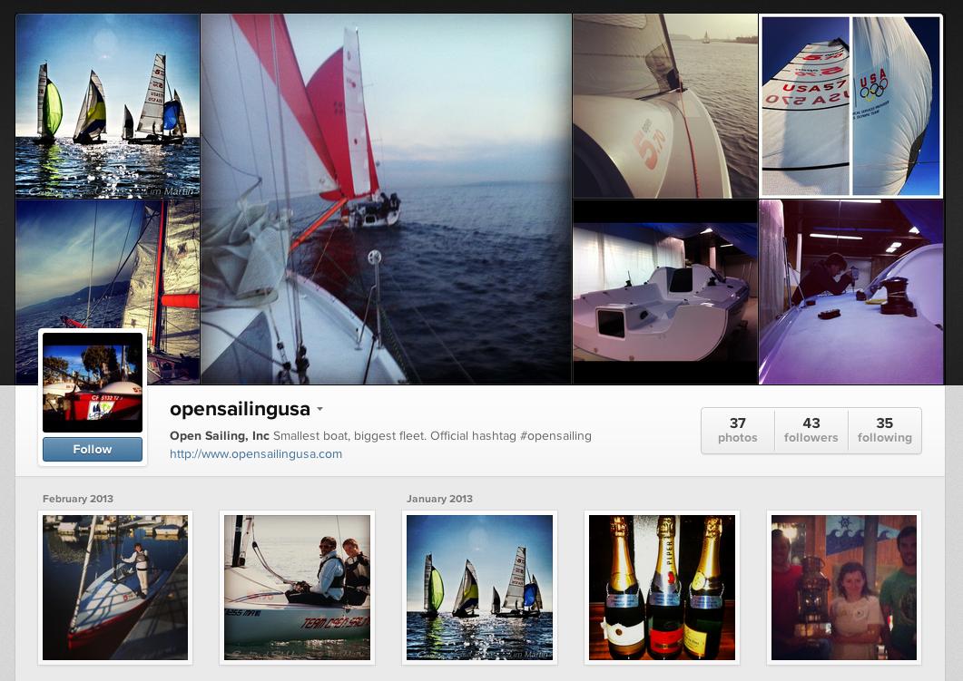 Open Sailing, Inc