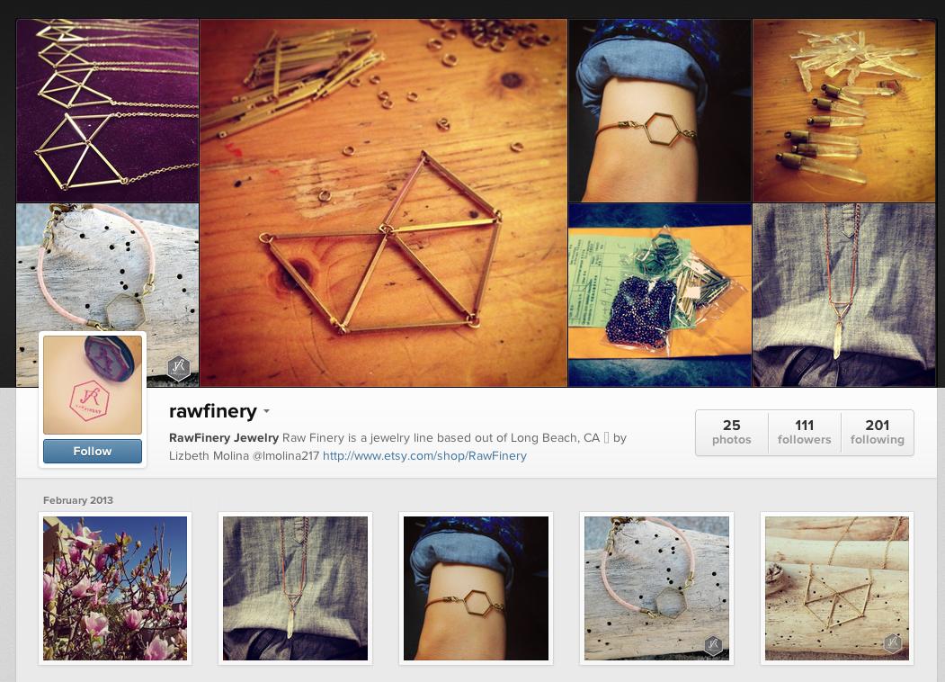 RawFinery Jewelry
