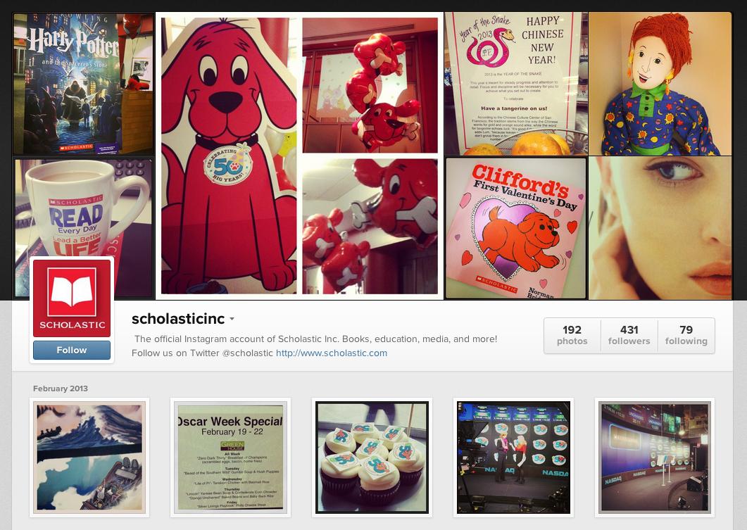 Scholastic Inc
