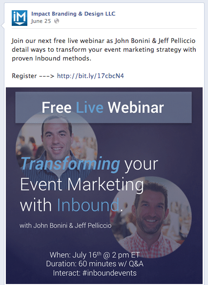 Transforming your Event Marketing with Inbound