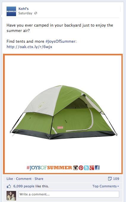 Kohl's #JoysOfSummer