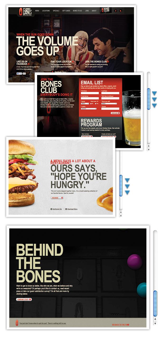 Inbound Marketing Web Design Smokeybones