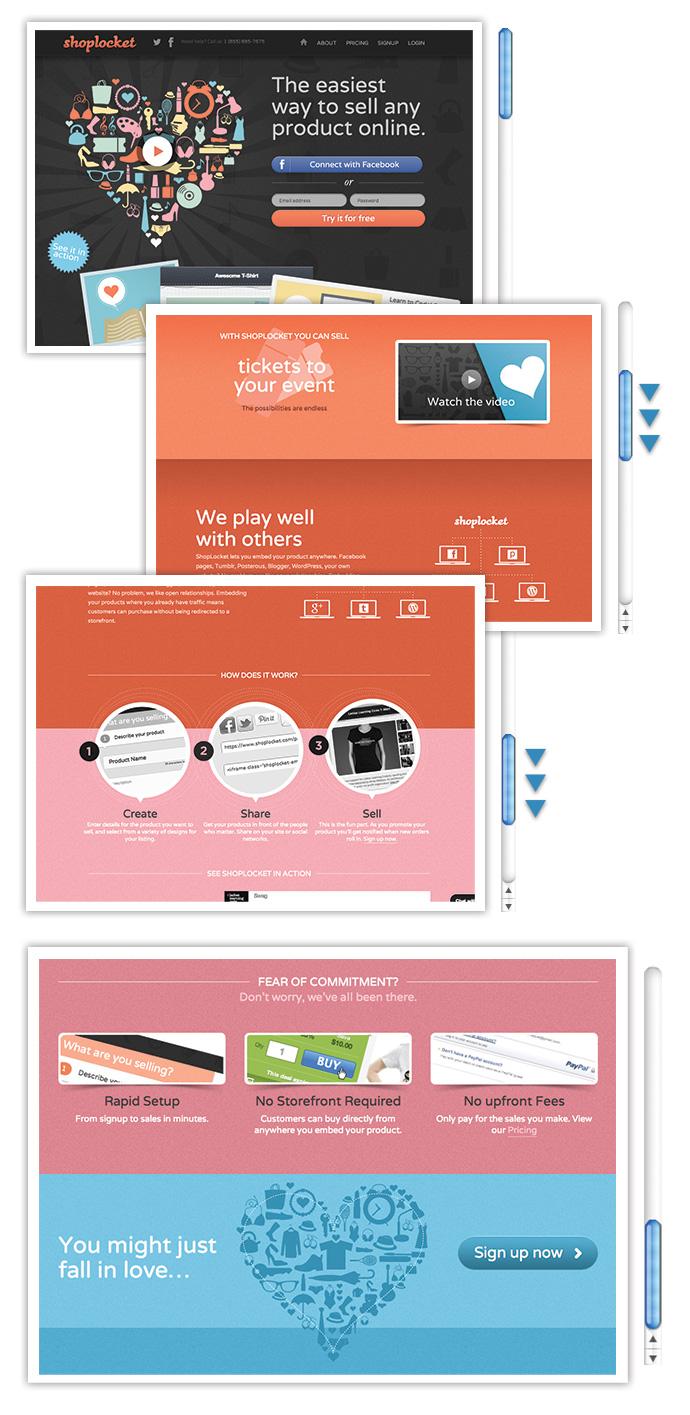 Inbound Marketing Web Design Shoplocket