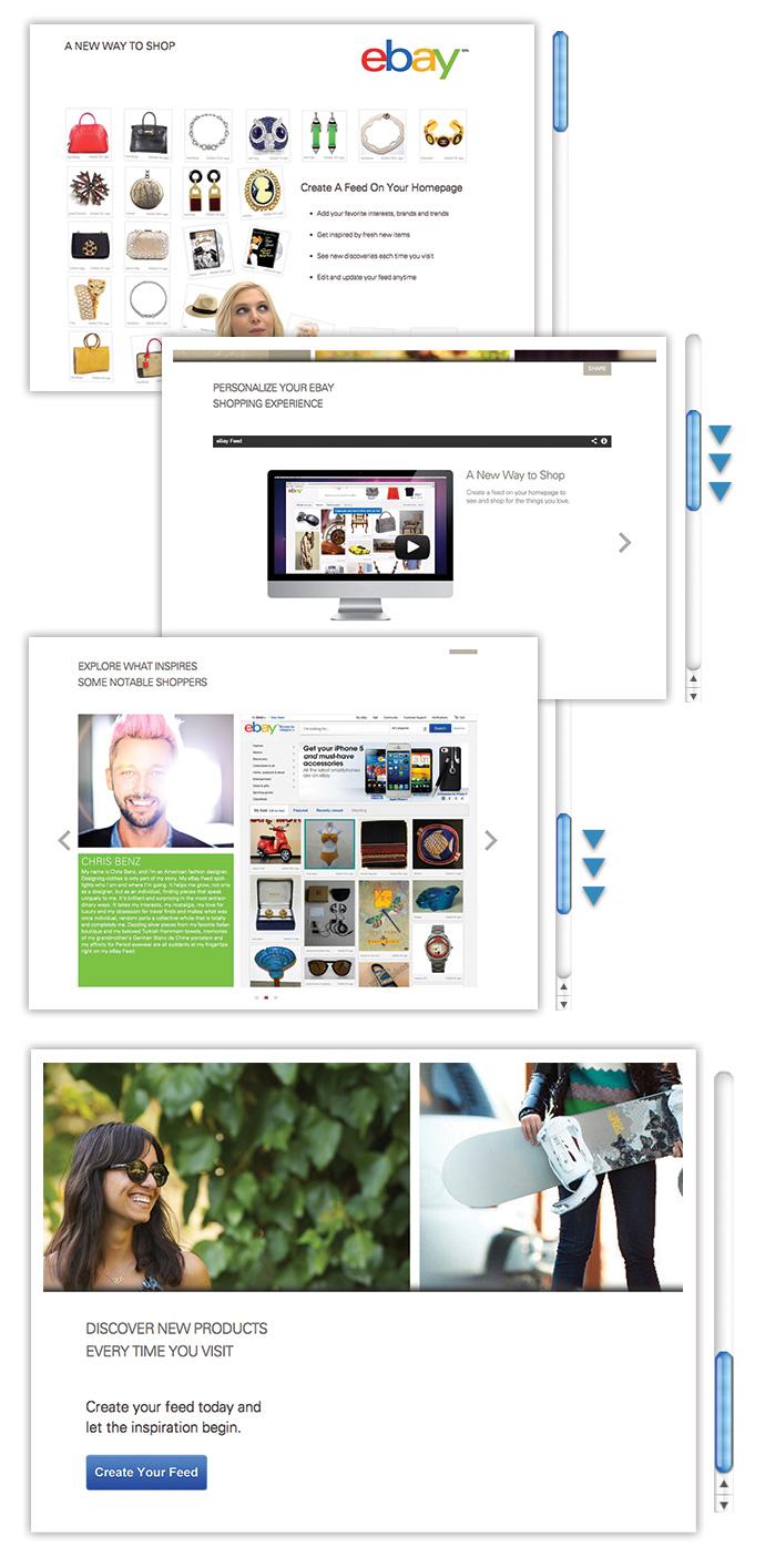 Inbound Marketing Web Design ebay