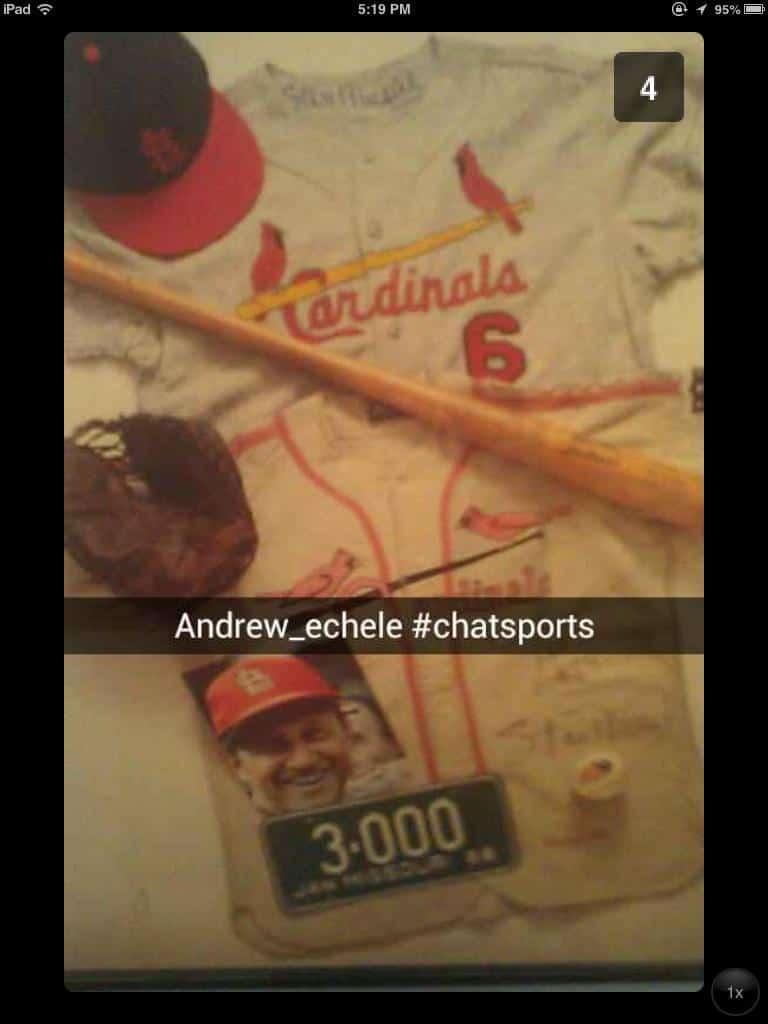 Chat Sports Snapchat