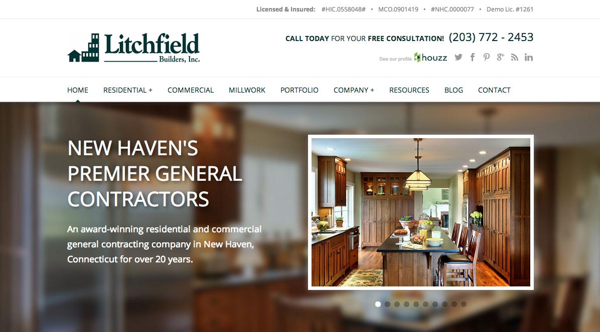 Litchfield Builders Homepage