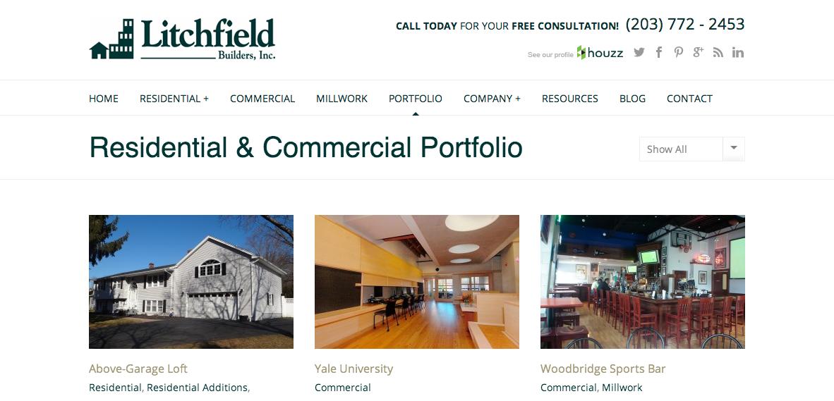 Litchfield Builders Portfolio