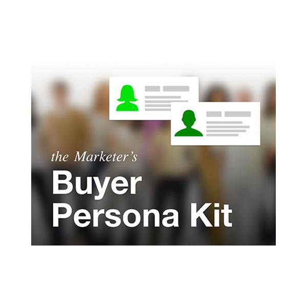 Inbound Marketing Ebook - The Marketers Buyer Persona Kit