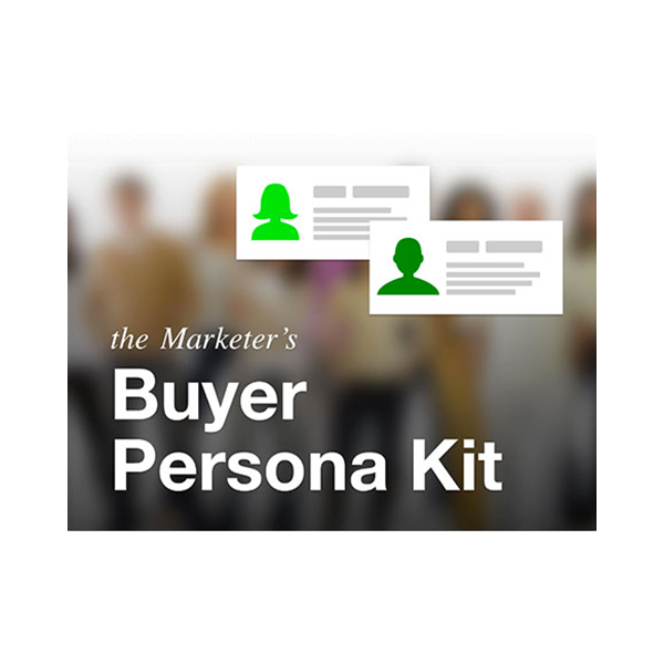 Inbound Marketing Ebook - The Marketers Buyer Persona Kit