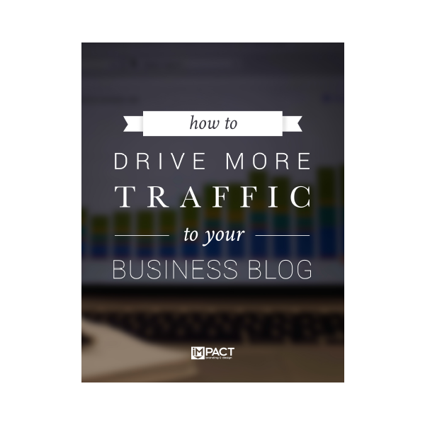Inbound Marketing Ebook - How to Drive More Traffic to your Business Blog