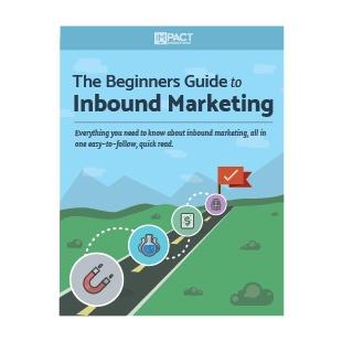 Inbound Marketing Ebook - The Beginners Guide to Inbound Marketing
