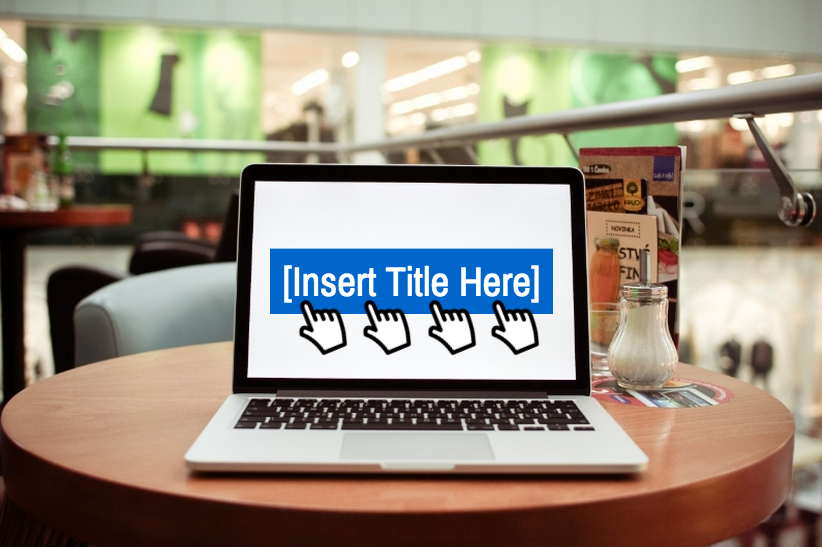 Want Clicks? Write Your Blog Titles Like This