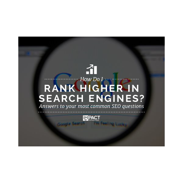 Inbound Marketing Ebook - How to Rank Higher in Search Engines