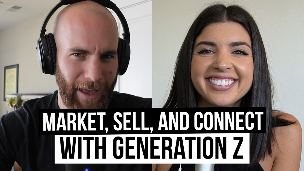 How to Market, Sell, & Connect With Gen Z [Film School For Marketers Podcast, Ep. 12]