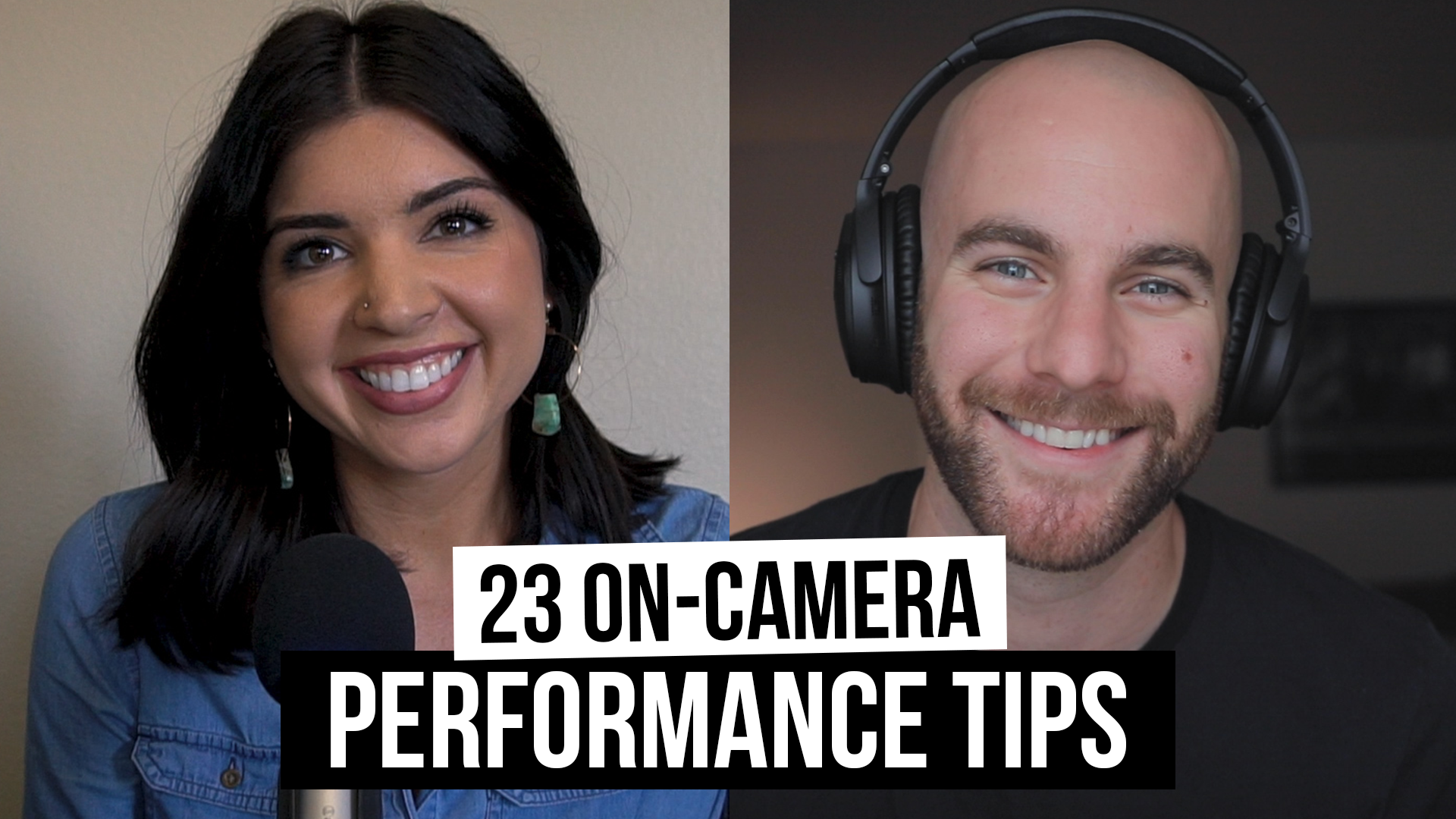 23 on-camera tips for video marketers [Film School For Marketers Podcast, Ep. 25]