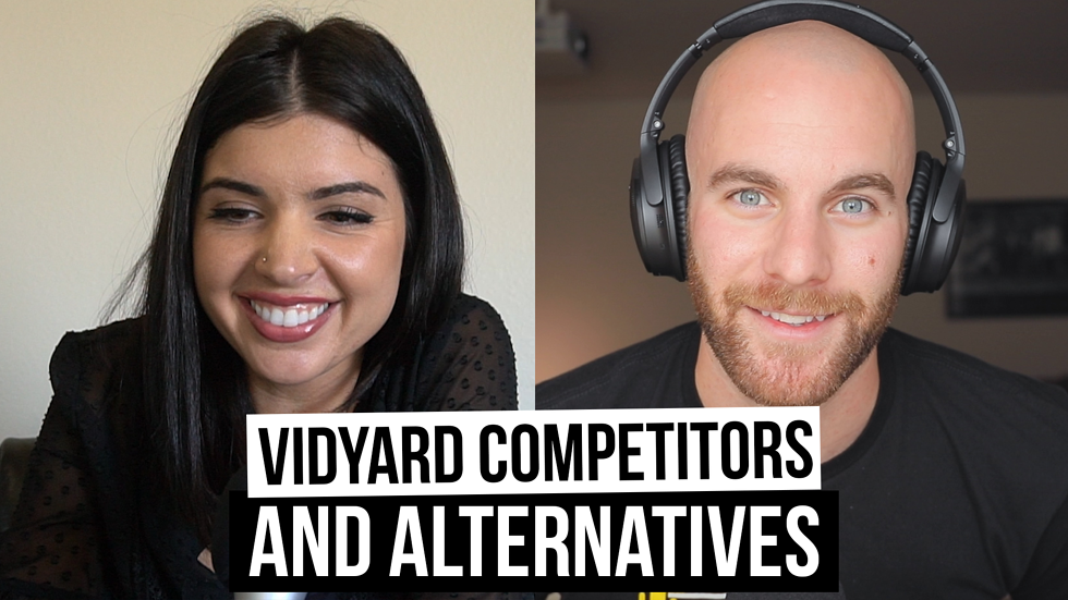 7 Vidyard competitors and alternatives for business video hosting [Film School For Marketers Podcast, Ep. 27]