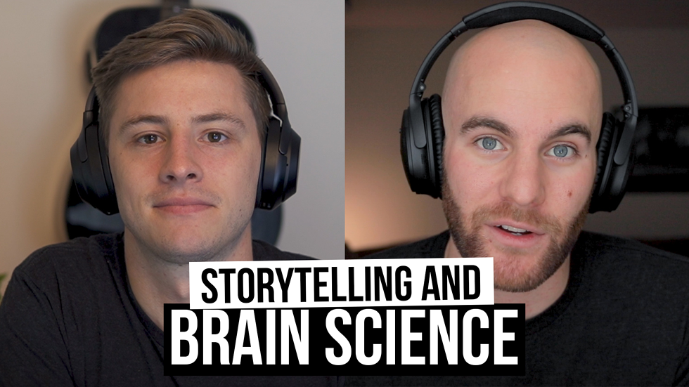 Storytelling and brain science in sales & marketing videos [Film School for Marketers, Ep. 31]