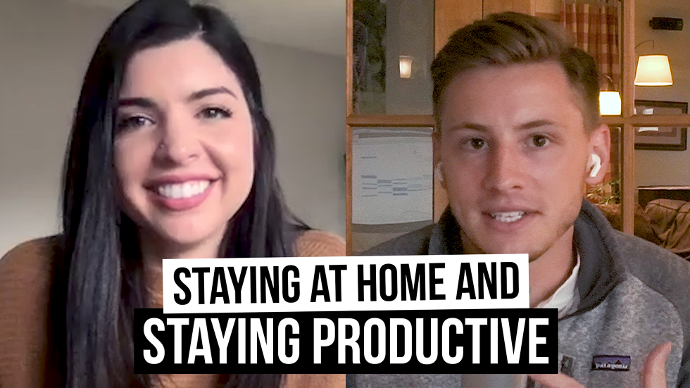 Coronavirus: 5 ways your video production team can stay productive (Film School for Marketers, Ep. 40)