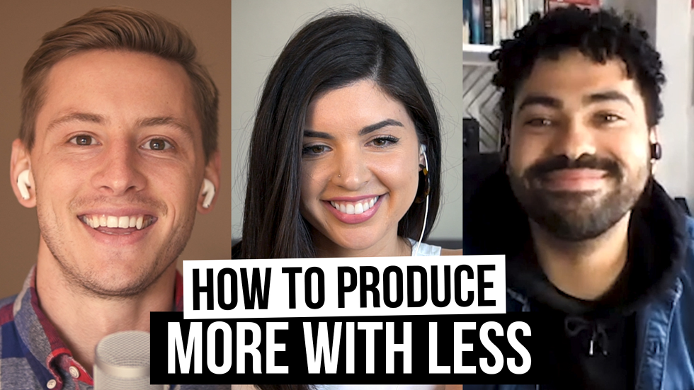 How to produce more video with less (Film School for Marketers, Ep. 42)