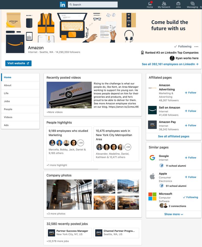 Amazon_Overview_LinkedIn