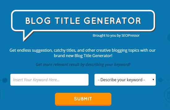 Blog-Title-Generator-SEOPressor