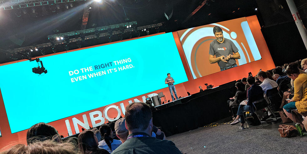 Reflections on #INBOUND18 from IMPACT's Resident HubSpot Nerd