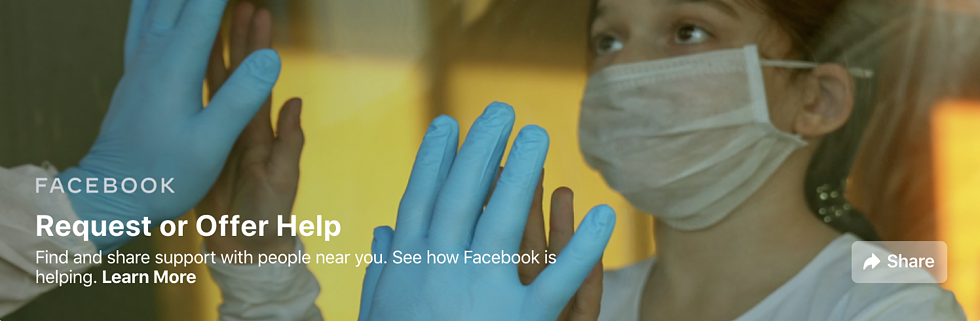 Facebook introduces new 'Community Help' tool for those in need