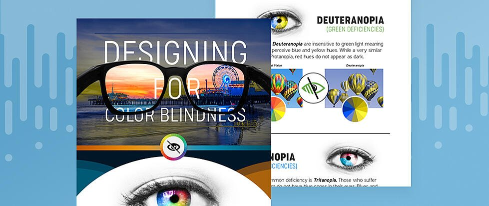 Expert Tips on Designing for Color Blindness — from a Color-Blind Designer [Infographic]